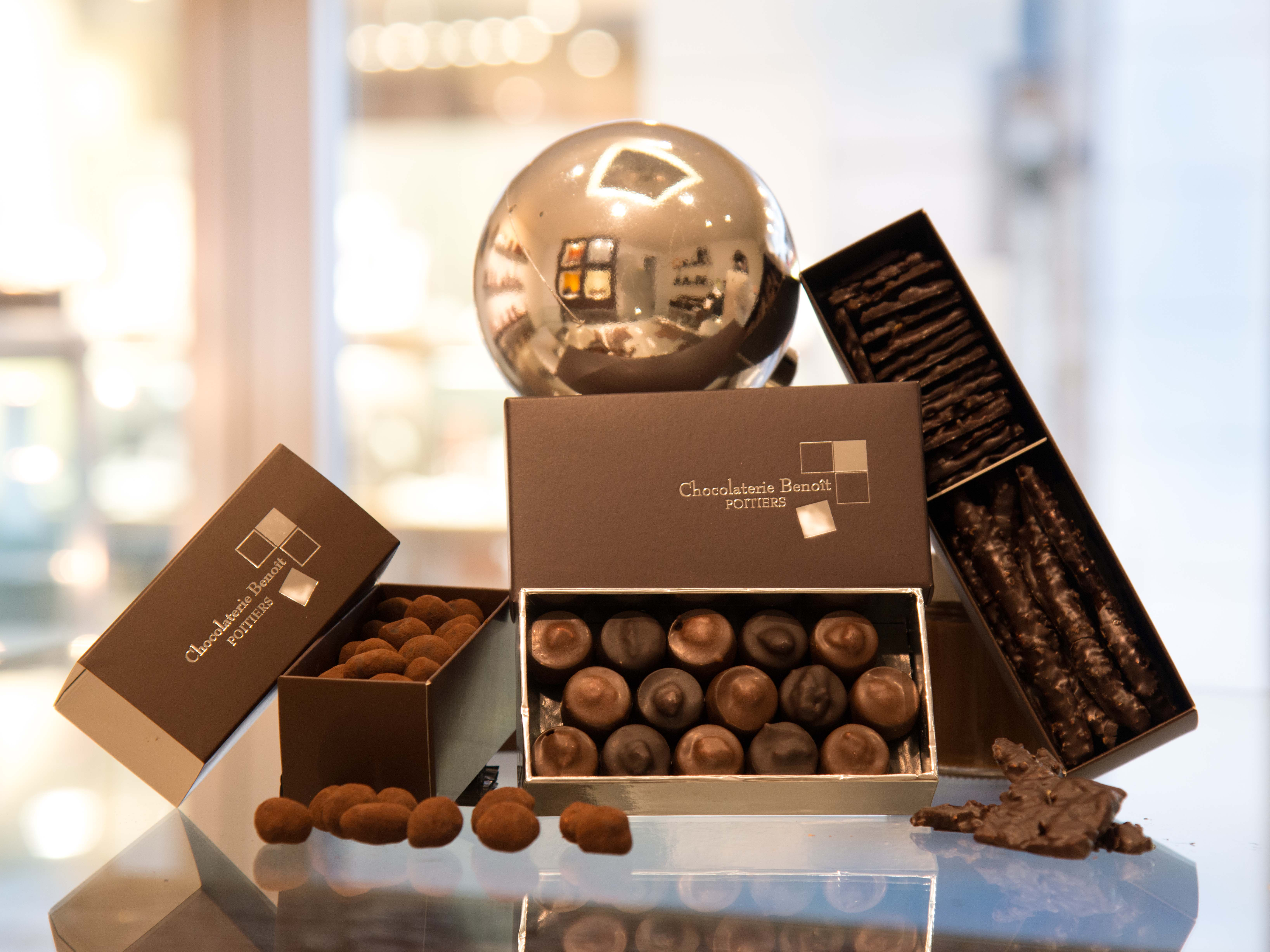 benoit chocolatier  nos confiseries