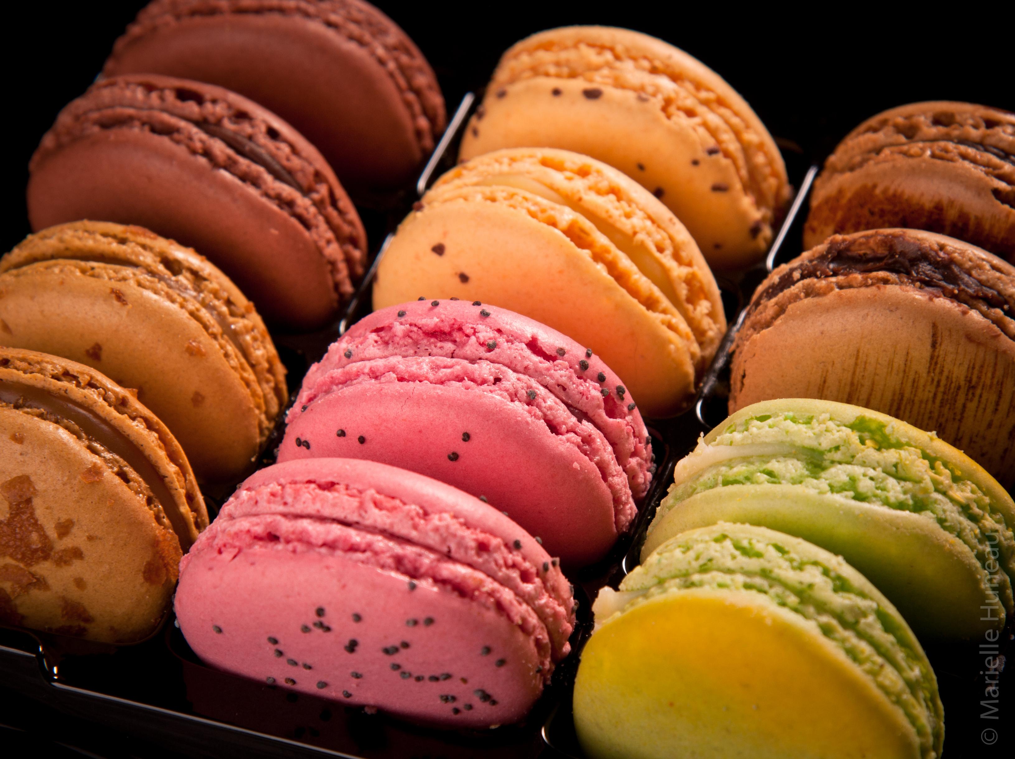 benoit chocolatier  macarons